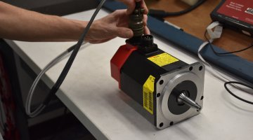 Major Brands of Servo Motor Repairs | Precision Electronic Services.