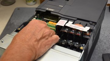 Mitsubishi AC Drive Expert Repair | Precision Electronic Services, Inc.
