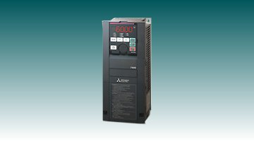 Mitsubishi FR-F series drives | Precision Electronic Services, Inc.