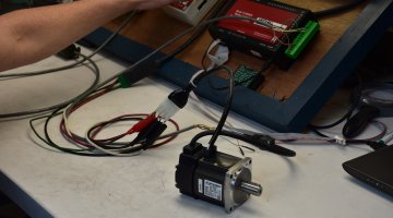 Mitsubishi Repair Experts for Servo Motors | Precision Electronic Services, Inc.