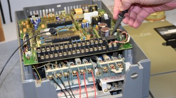 Mitsubishi Repair and Testing | Precision Electronic Services, Inc.