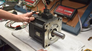 High Quality Mitsubishi Servo Motor Repair | Precision Electronic Services, Inc