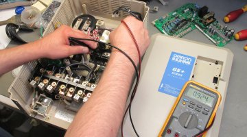 Omron VFD Repair | Precision Electronic Services, Inc