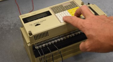 Omron PLC Repair | Precision Electronic Services, Inc