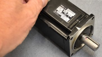 Omron Servo Motor Repair | Precision Electronic Services, Inc