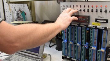 Expert PLC Repair For All Major Brands | Precision Electronic Services, Inc.