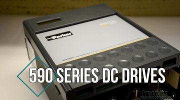 Parker SSD 590 Drive Repair Video | Precision Electronic Services, Inc.