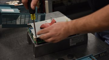 Parker SSD Drive Expert Repair | Precision Electronic Services, Inc.