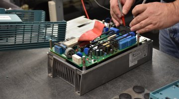 Parker SSD Drive Repair and Testing | Precision Electronic Services, Inc.