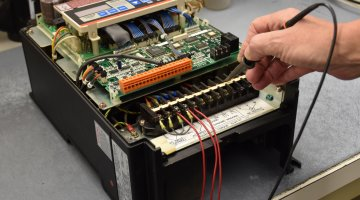 Reliance AC Drive Expert Repair | Precision Electronic Services, Inc.