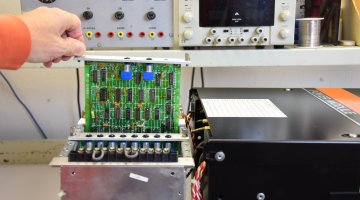 Reliance Control Card Repair and Testing | Precision Electronic Services, Inc.