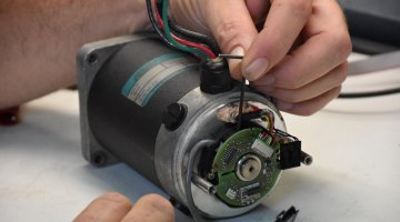 Quality Reliance Servo Motor Repair | Precision Electronic Services, Inc.
