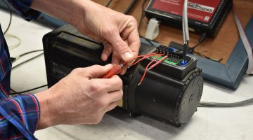 Rexroth Servo Motor Repair and Testing | Precision Electronic Services, Inc.