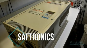Saftronics Drives and Controls Repair Video | Precision Electronic Services, Inc.