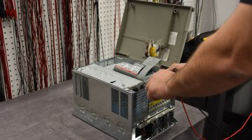 Schneider AC Drive Repair and Testing | Precision Electronic Services, Inc.