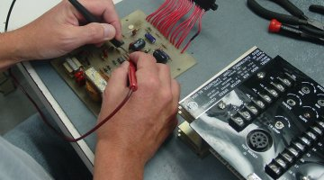 Seco DC Drive Repair and Testing | Precision Electronic Services, Inc.