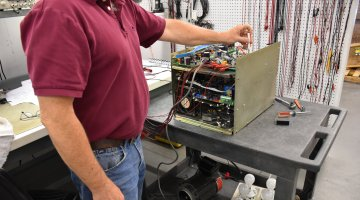 Servo Drive Repair and Testing | Precision Electronic Services, Inc.
