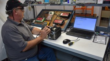 Servo Motor Repair and Testing | Precision Electronic Services