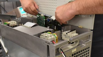 Siemens AC Drive Expert Repair | Precision Electronic Services, Inc.