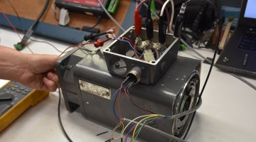 Siemens Servo Motor Repair and Testing | Precision Electronic Services, Inc.