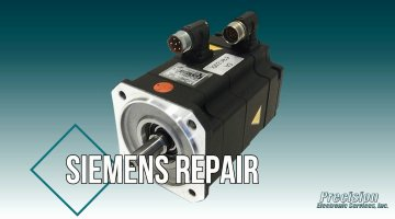 Siemens Drives and Controls Repair Video | Precision Electronic Services, Inc.