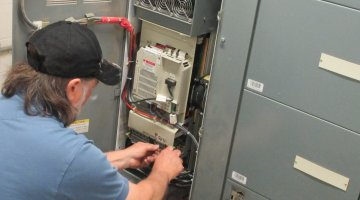 Square D AC Drive Repair and Testing | Precision Electronic Services, Inc.