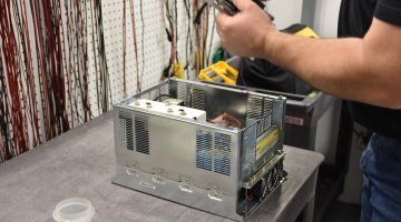 Square D Expert Repair and Testing | Precision Electronic Services, Inc