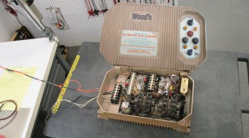 TB Woods SCR Control Repair | Precision Electronic Services, Inc