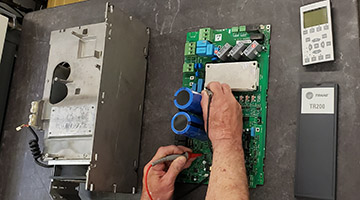 Trane Quality AC Drive Repair | Precision Electronic Services, Inc.