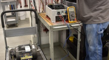 Vacon AC Drive Repair and Testing | Precision Electronic Services