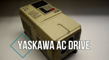 Yaskawa AC Drive Repair Video | Precision Electronic Services, Inc.