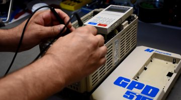 Yaskawa GPD 515 Repair and Testing | Precision Electronic Services