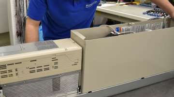 Yaskawa Z1000 Bypass Repair | Precision Electronic Services